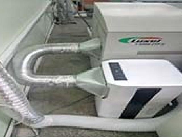 Охлаждение станка по выводу термальных CTP пластин