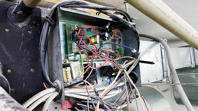 ремонт канального кондиционера в алматы