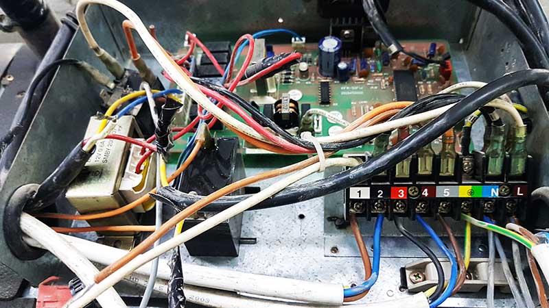 ремонт платы кондиционера